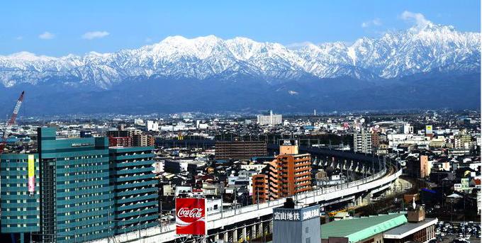 県 天気 富山